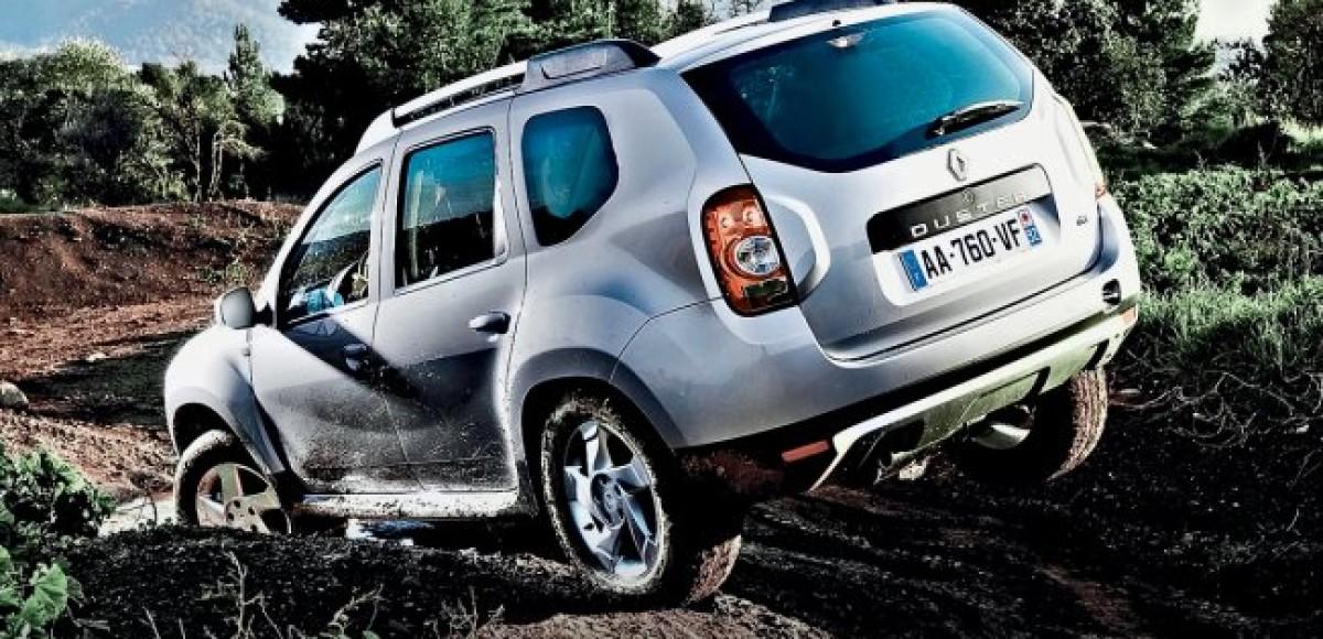 Renault Duster — цена радует