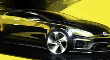 В Китае VW покажет концепт мощного Golf R 400
