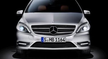 Mercedes-Benz B-class. Бархатная революция