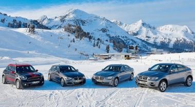 BMW xDrive. Мастер Икс