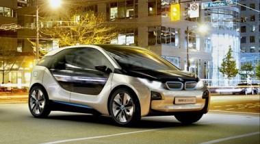 BMW i3 и i8. Ай-мобиль