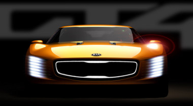 Kia готовят спорт-концепт GT4 Stinger