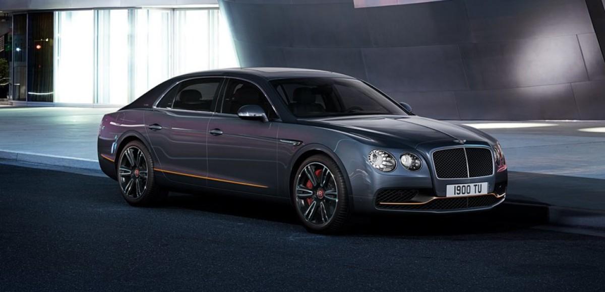 Mulliner добавил яркости седану Bentley Flying Spur V8 S