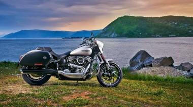 Тест-драйв Harley-Davidson Sport Glide. Два мотоцикла по цене одного