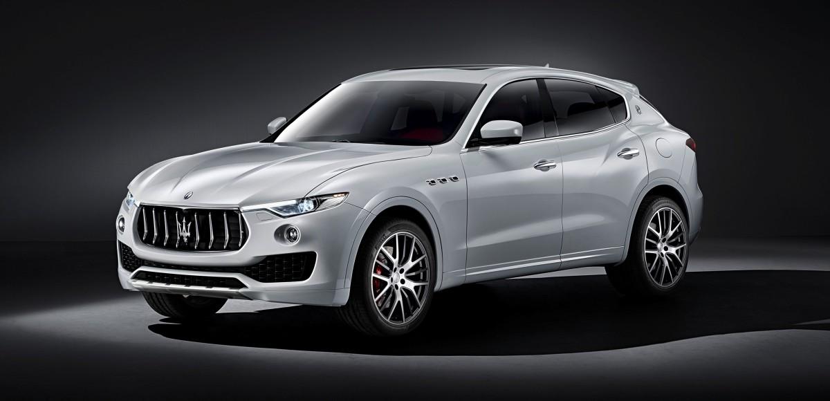 Maserati Levante. Дорого и сердито