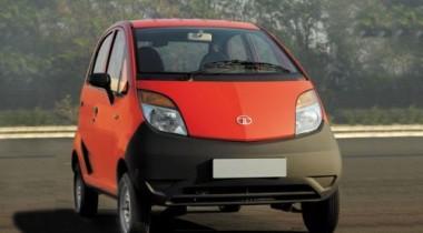 Tata Nano за $2500 появится уже в следующем месяце