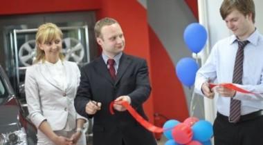В Чувашской республике состоялось открытие первого дилерского центра Suzuki