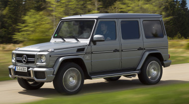 Компания Mercedes-Benz выпустит абсолютно новый Geländewagen
