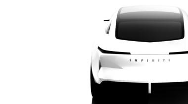 Infiniti покажет в Шанхае электрический седан