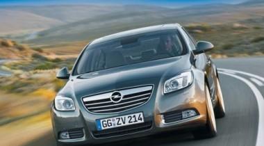 «GM — Автомир» представляет Opel Insignia