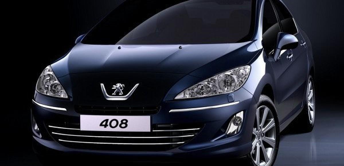Peugeot 408, многообещающий седан