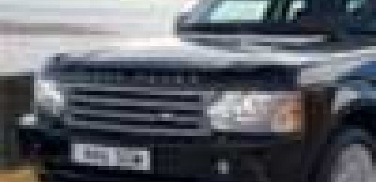 2008 Range Rover. Зашкаливающая роскошь