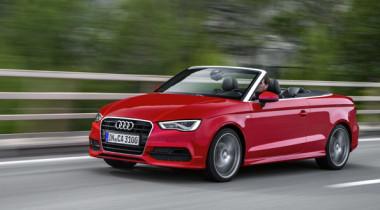 У компании Audi весна уже началась — у дилеров можно заказать A3 Cabriolet