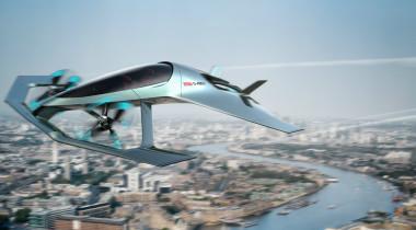 Авилон принимает заказы на летающий автомобиль Aston Martin Volante Vision Concept