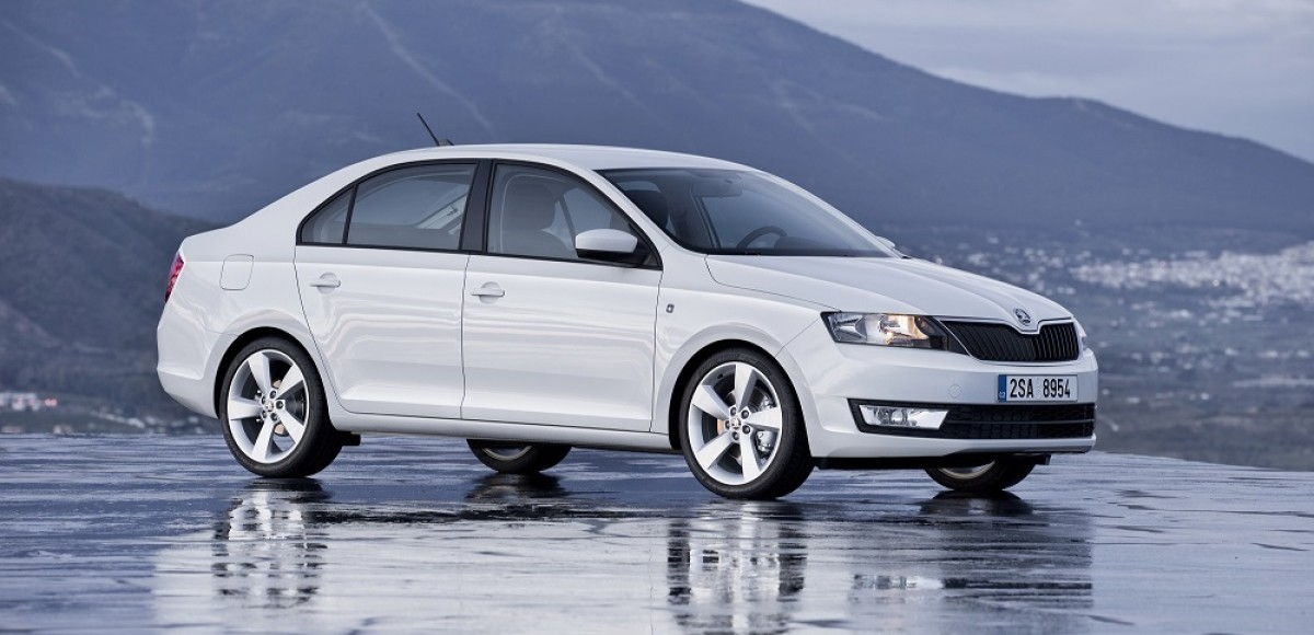 Škoda Auto Россия объявляет цены на лифтбэк Rapid