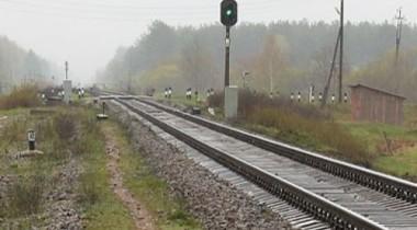 В Карелии поезд протаранил «Жигули»