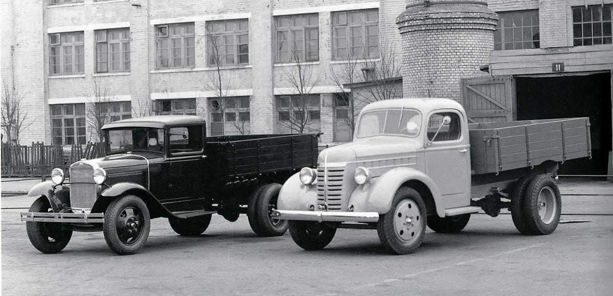 Подрезанные на взлете: неизвестные грузовики СССР