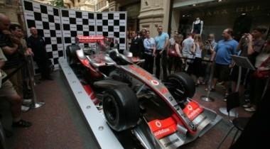 McLaren продолжает сотрудничество с компанией Koni