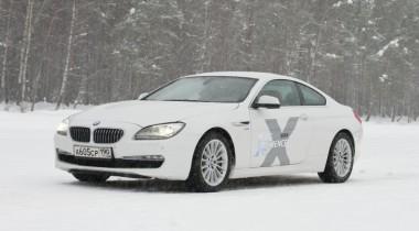 BMW Xperience. Испытания полноприводных BMW