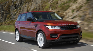 Land Rover Range Rover Sport. Новый проходимец со спортивным характером