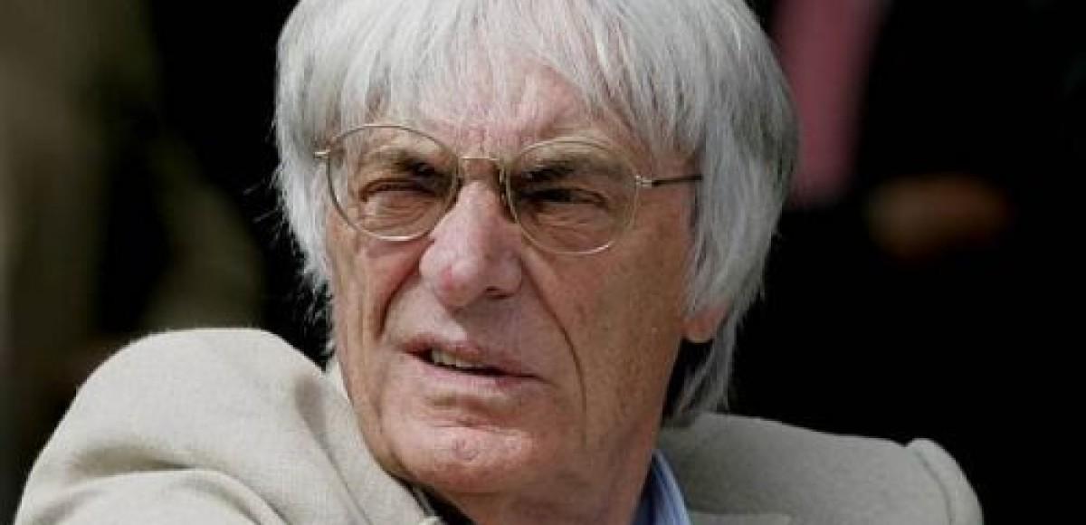 Берни Экклстоун, футбол и Формула 1