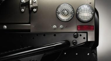 Land Rover покажет свой новый концептуальный Defender во Франкфурте