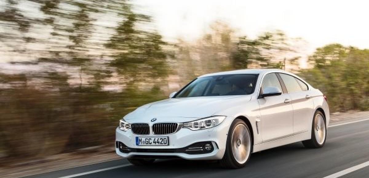 Объявлены цены на BMW 4-Series Gran Coupe