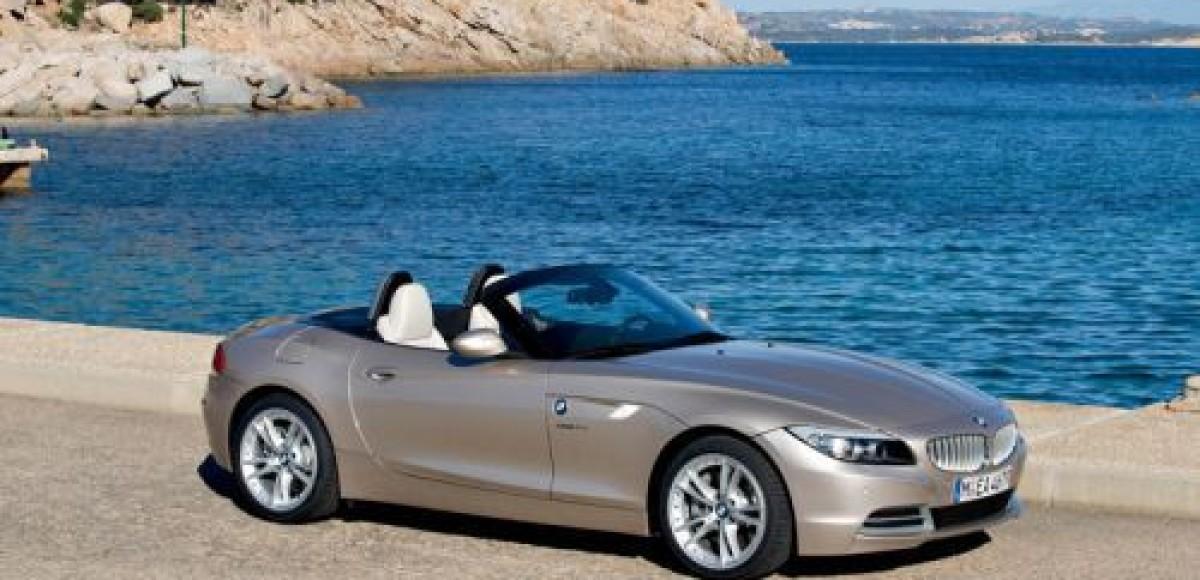 BMW представляет абсолютно новый Z4