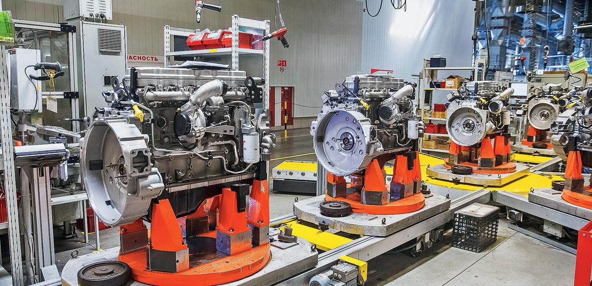 Русский Cummins: производство двигателей в Набережных Челнах