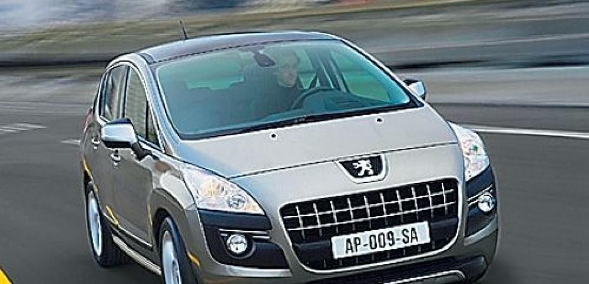 Peugeot 3008 стал «Автомобилем года» по версии английского издания What Car