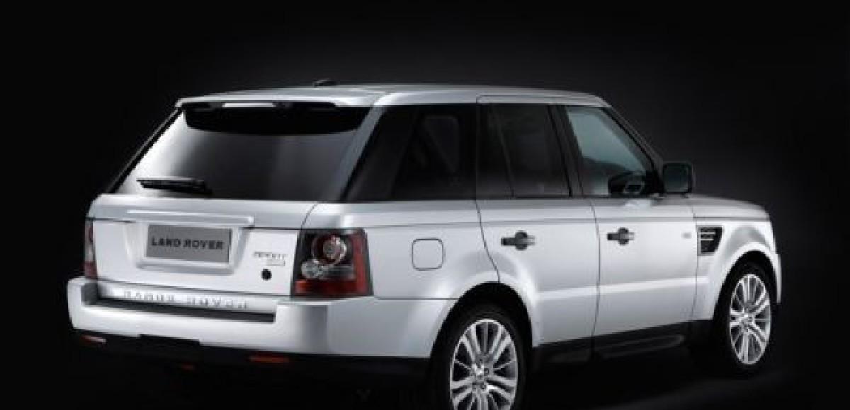 В 2013 году Land Rover выпустит первый гибридный внедорожник
