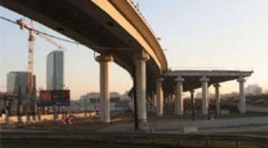 В Москве начнут возводить двухэтажные магистрали