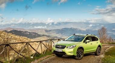 Евротур. От Москвы до Женевы на Subaru XV.