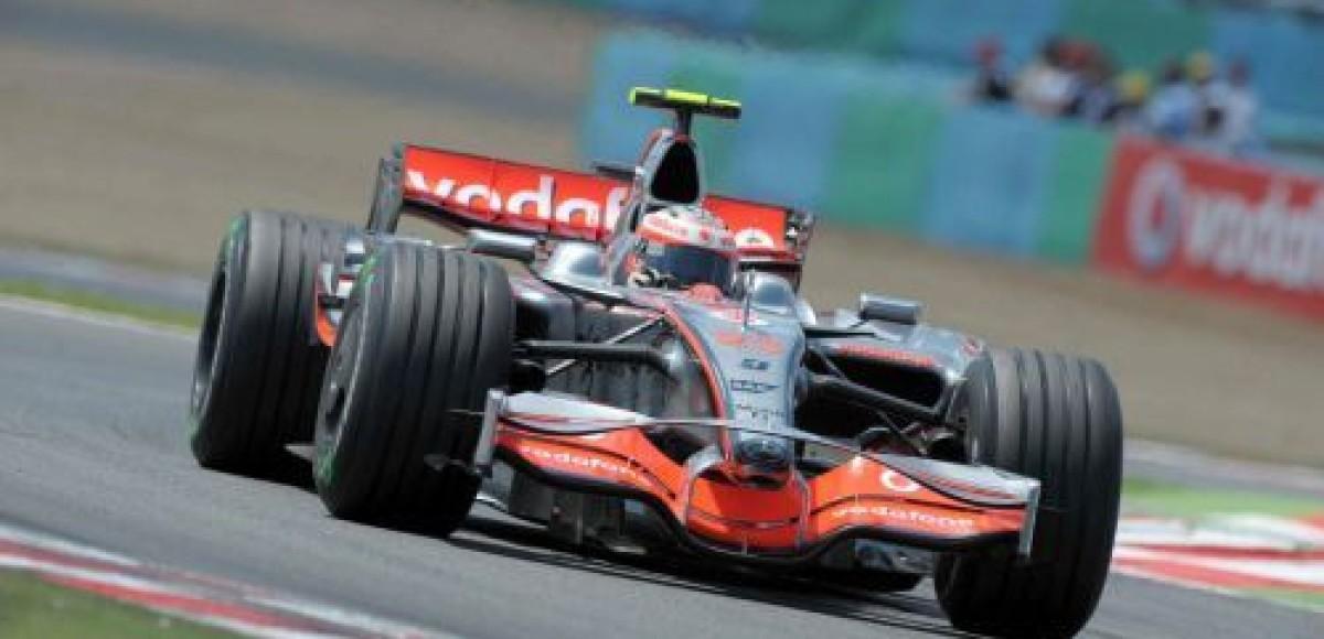 Компания Diageo продлевает договором с McLaren