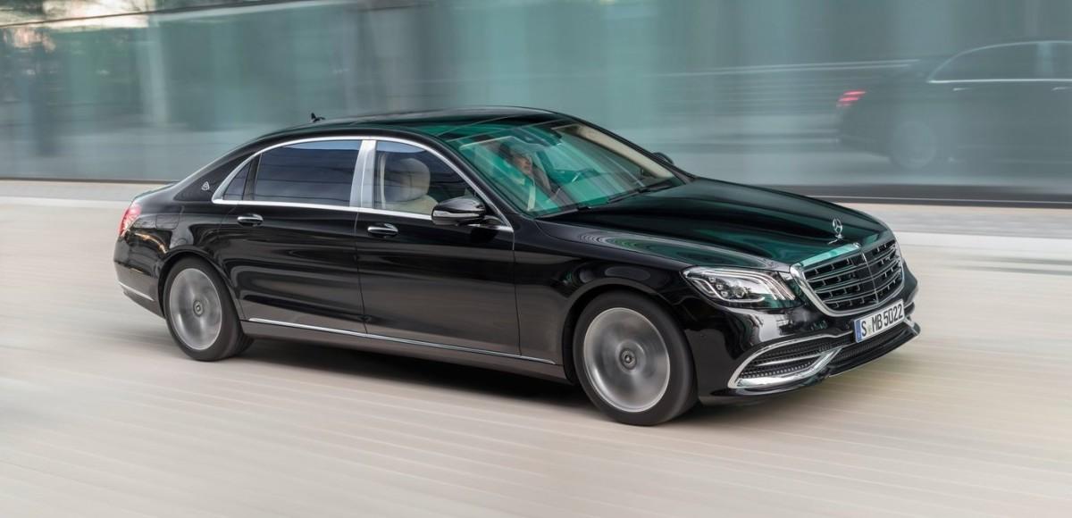 Mercedes-Benz S-class: цена рестайлинга