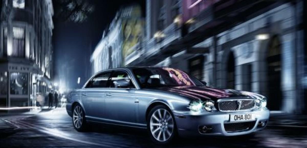 Лучше Jaguar XJ Long Wheelbase для водителя нет!
