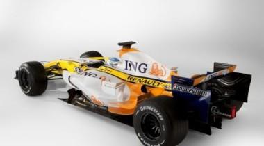 Renault отрицает разговоры о W-образном крыле