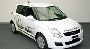 Suzuki Swift Plug-in Hybrid: скоро в салонах японских дилеров