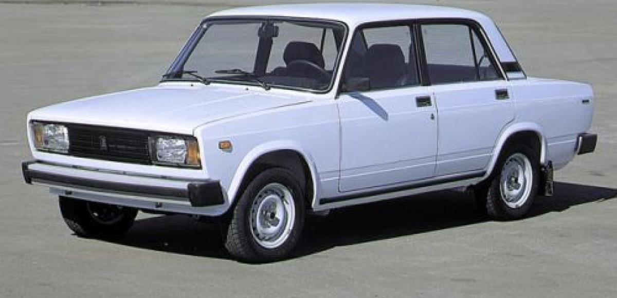 АВТОВАЗ наращивает выпуск Lada 2105 и Lada 2107