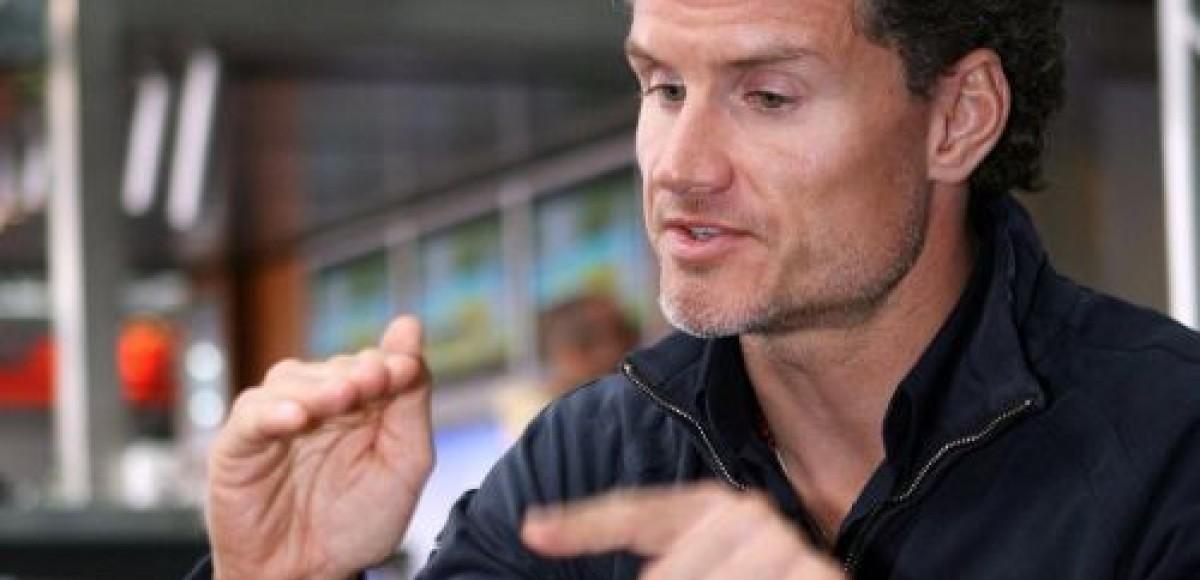 Дэвид Култхард как гонщик спокойнее, чем отец