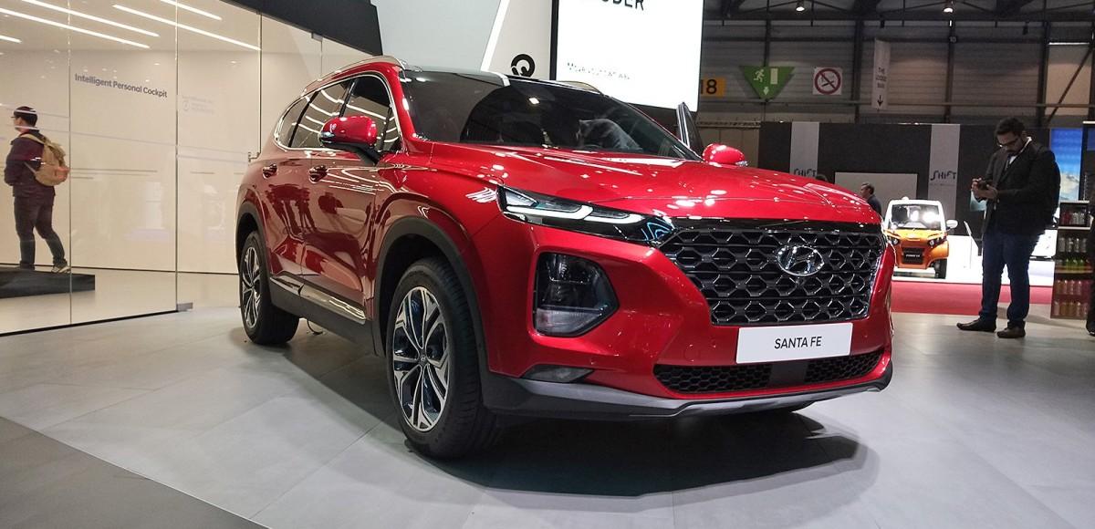 Hyundai Santa Fe: друг семьи
