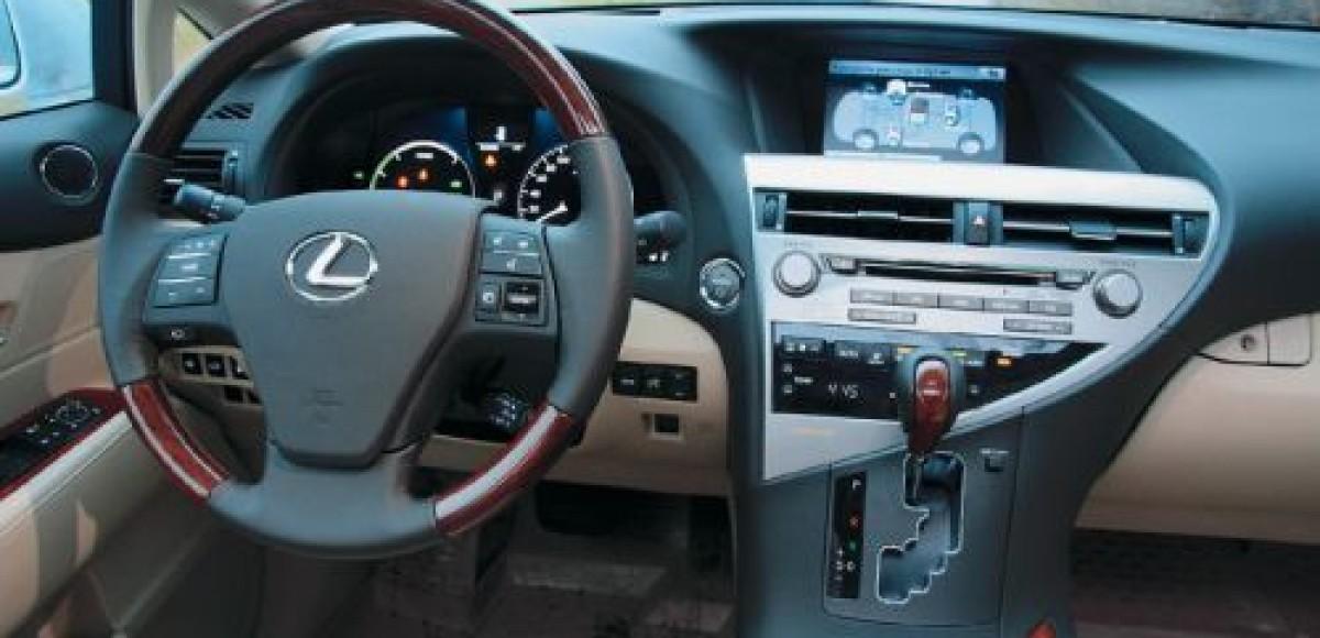 Концерн Toyota отзывает 4,5 тысяч внедорожников Lexus