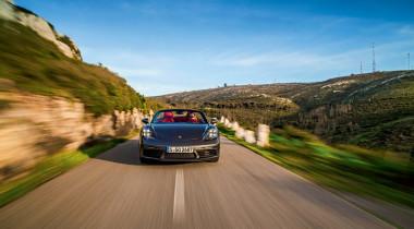 Porsche 718 Boxster. Лиссабонский дебют