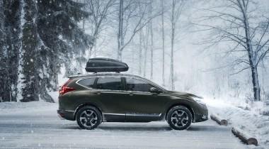 Honda представила новый CR-V