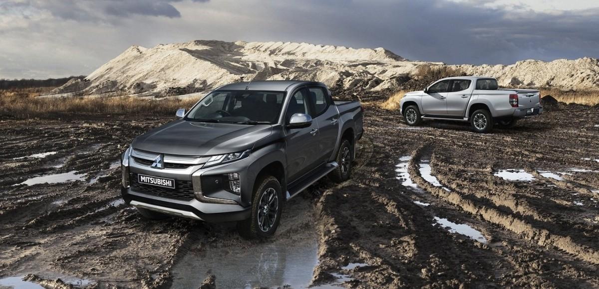Обновленный Mitsubishi L200: названы цены для России