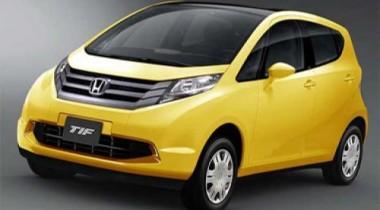 Honda разрабатывает компактный хэтчбек для развивающихся рынков