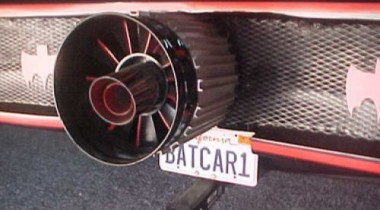 Автомобиль Бэтмана выставлен на аукционе