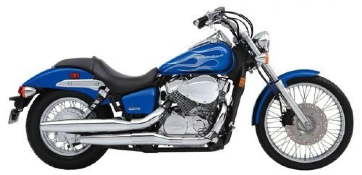 Honda выпустила на рынок круизные мотоциклы Shadow 750