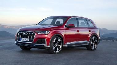 Audi Q7 2020 года: новый дизайн, полное управление и мягкий гибрид