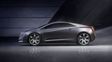 Концепт-кар Cadillac Converj в 2013 году встанет на конвейер